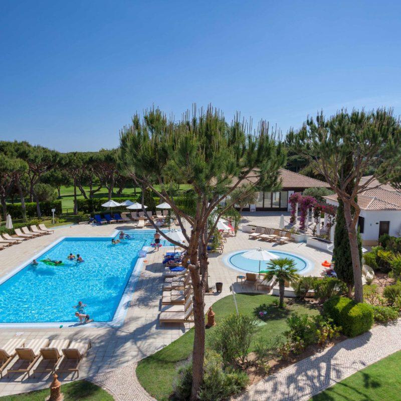 Luxury Suites Pool