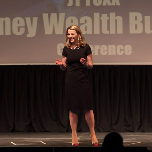 GPW at the Money, Wealth, Business Conference 2018